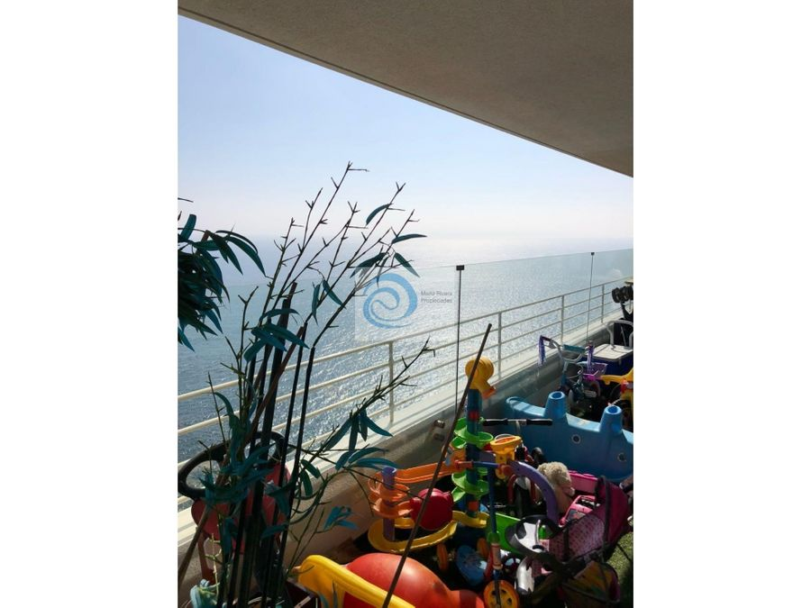 arriendo depa 3d212b 2e 1bodega terraza vista al mar