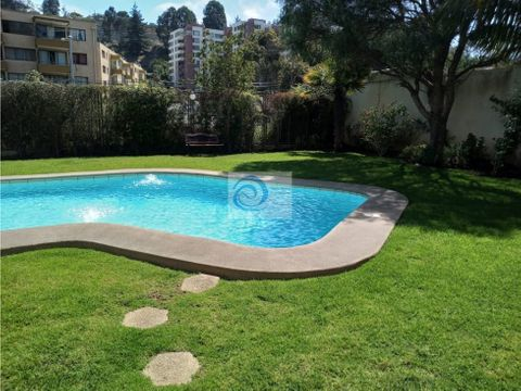 arriendo renaca 1d1b1e piscina