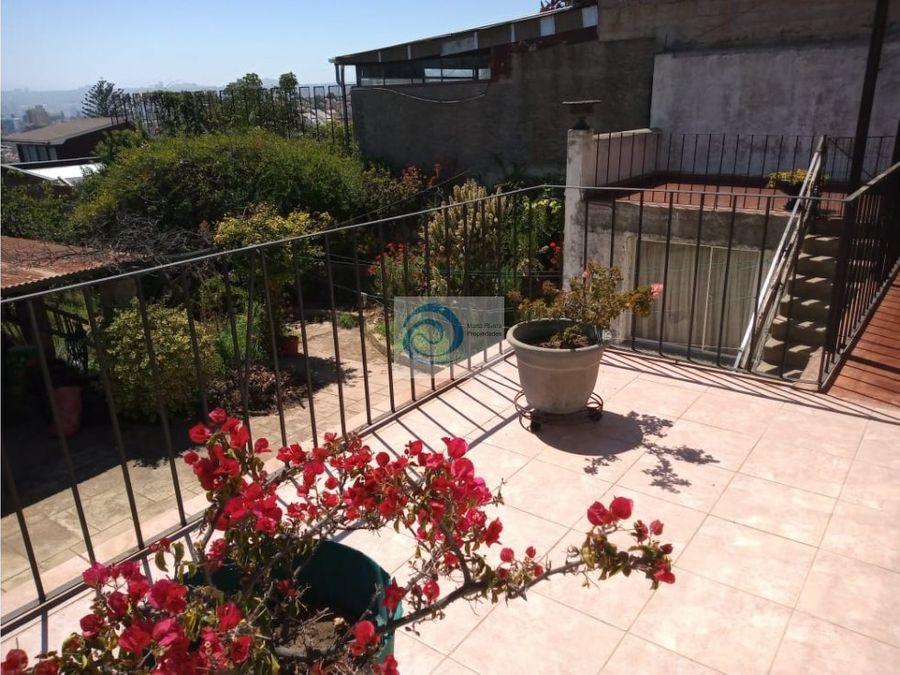 venta casa recreo 4d 3b estacionamientos vista mar