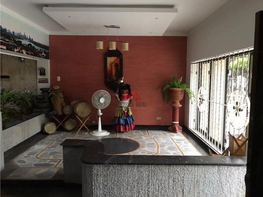 cartagena arriendo casa en manga