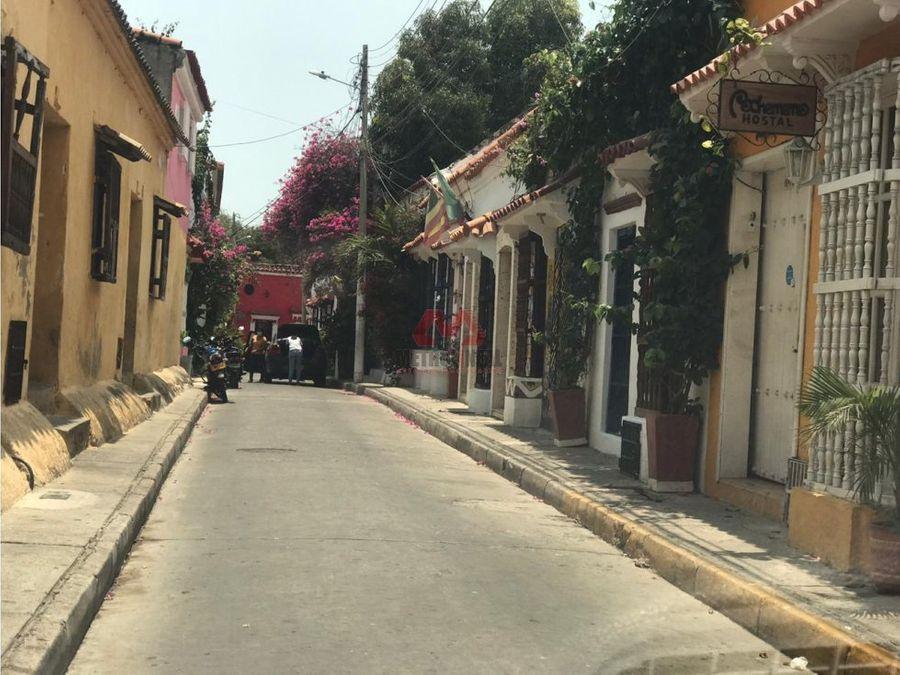 cartagena arriendo hotel centro historico