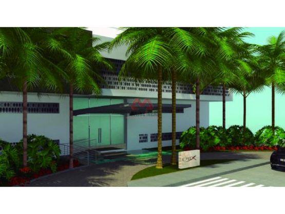 proyecto inmobiliario crux en manga