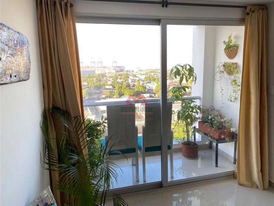 cartagena venta de apartamento en los corales
