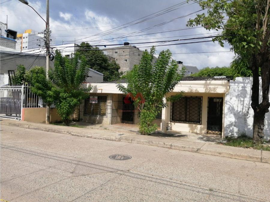 cartagena venta de casa barrio espana