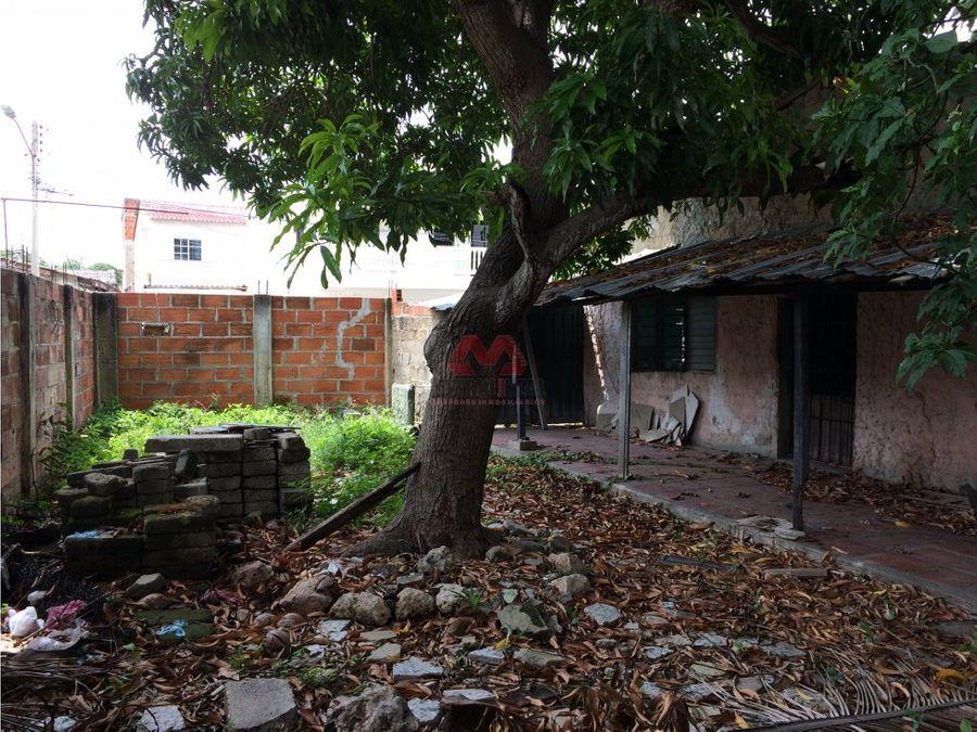 cartagena venta casa lote en alto bosque