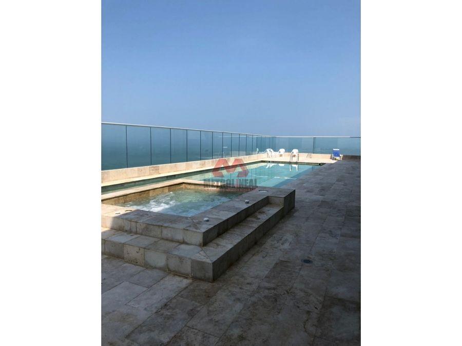 cartagena venta de apartamento en el laguito