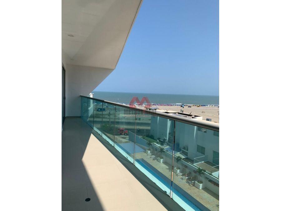 cartagena arriendo de apartamento en cielo mar