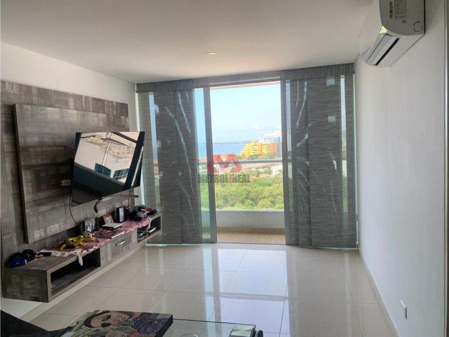 cartagena arriendo de apartamento cielo mar