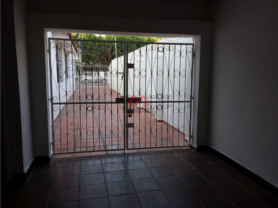 cartagena arriendo de casa crespo