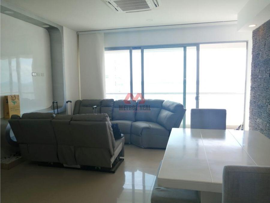 cartagena venta apartamento castillogrande