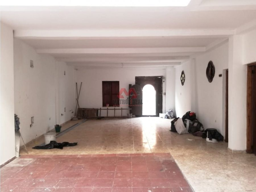 cartagena casa en arriendo en getsemani centro