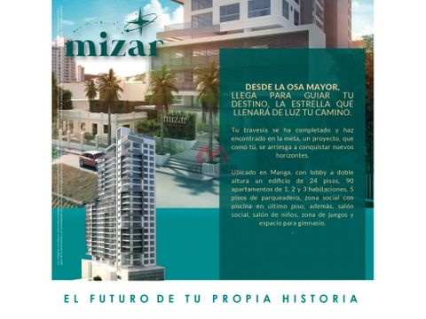 proyecto inmobiliario mizar en manga