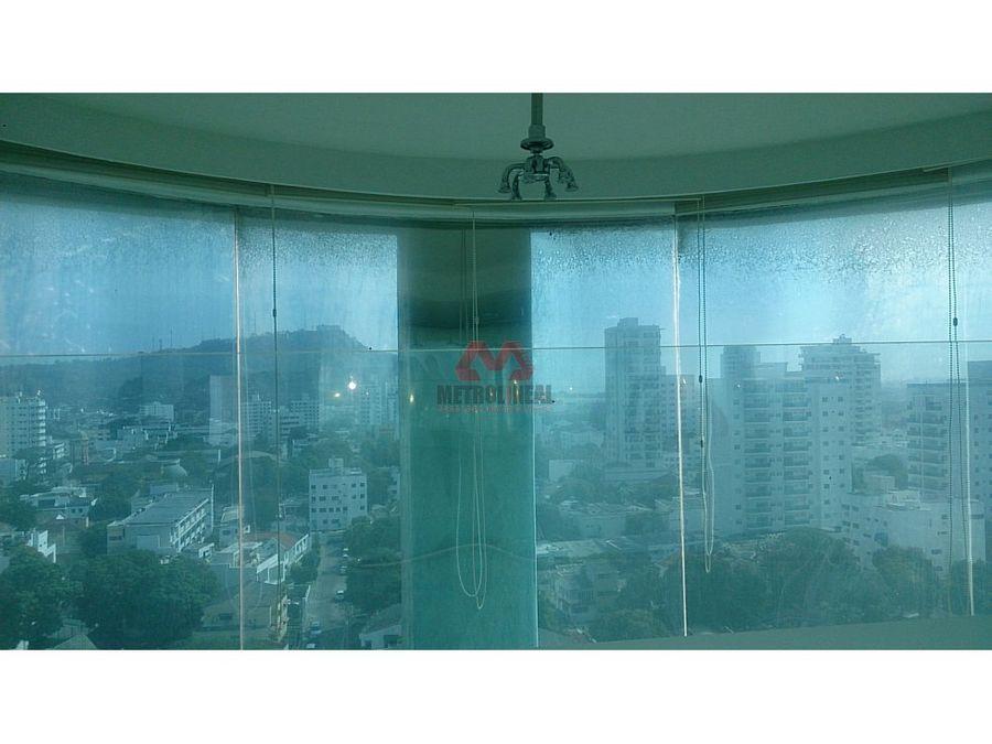cartagena penthouse venta en manga