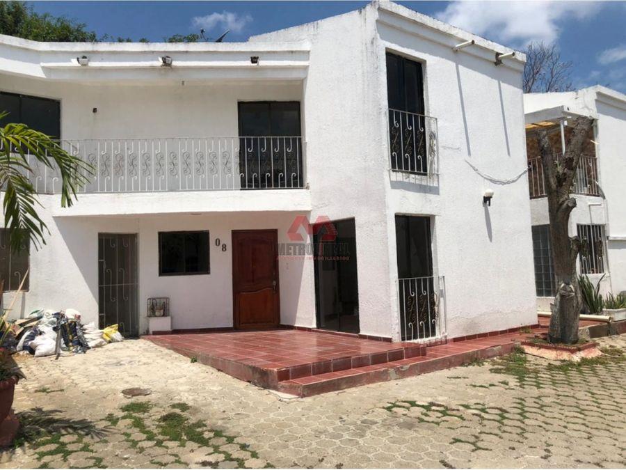 cartagena venta de casa recreo