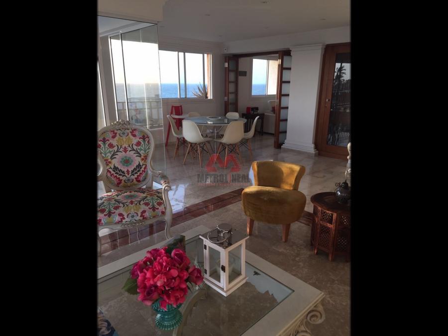cartagena venta apartamento en el cabrero