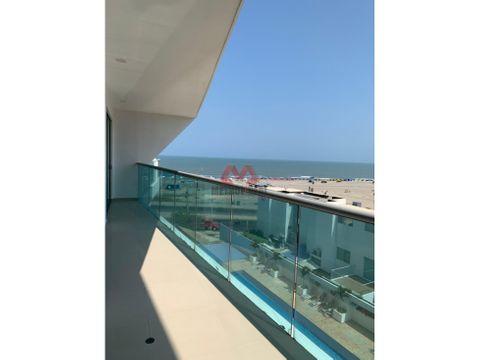 cartagena venta de apartamento en cielo mar