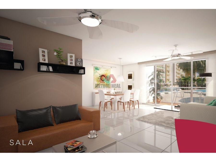 turbaco venta apartamento cerca a cartagena