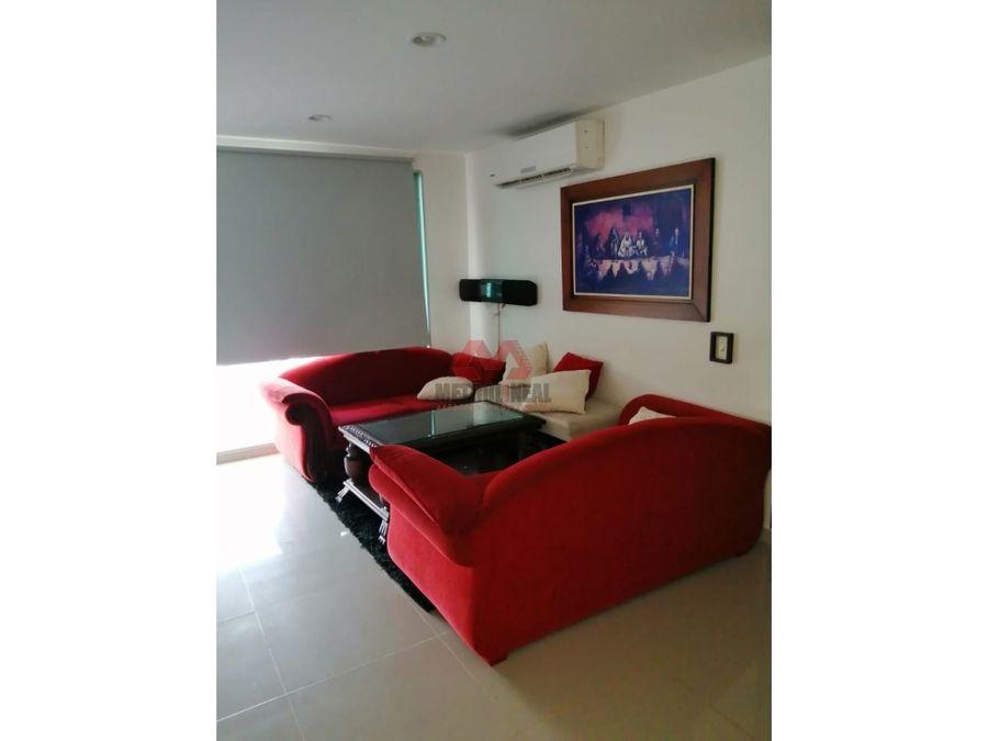 cartagena venta apartamento en el recreo