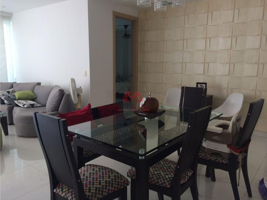 cartagena venta de apartamento crespo