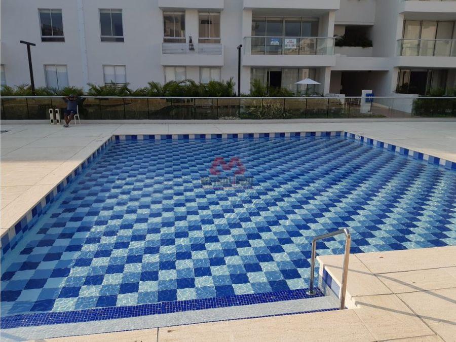 cartagena arriendo apartamento en serena del mar