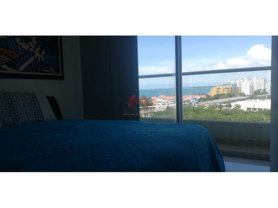 cartagena venta de apartamento cielo mar