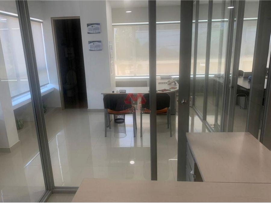 cartagena arriendo oficina en manga