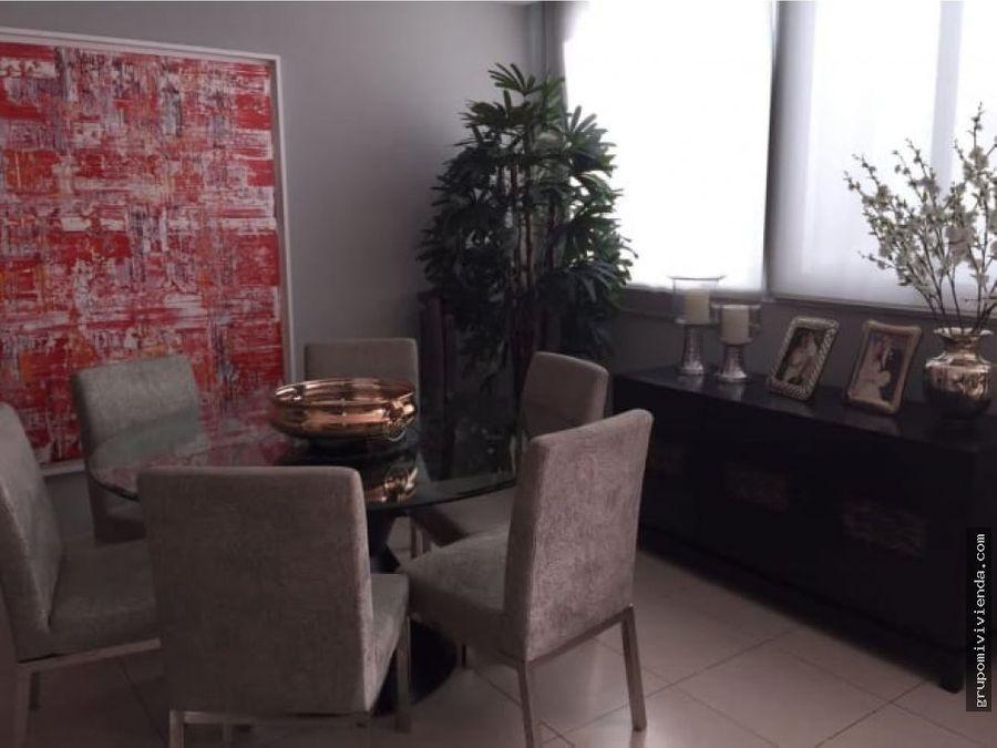 apartamento amoblado san francisco