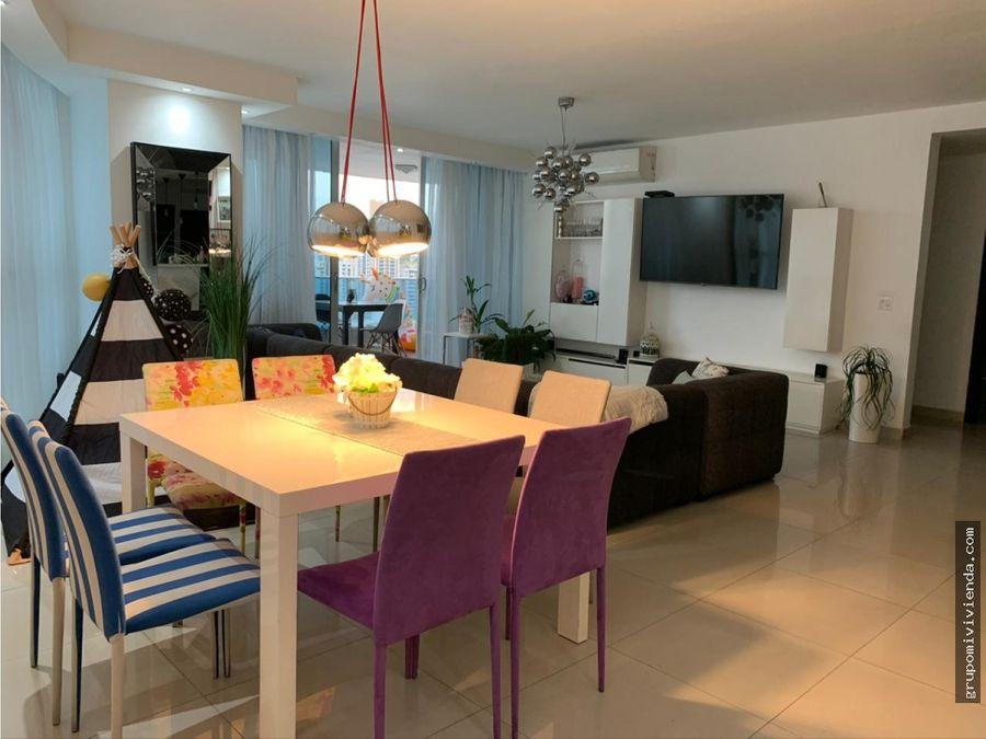 alquiler venta bello apartamento amoblado san francisco