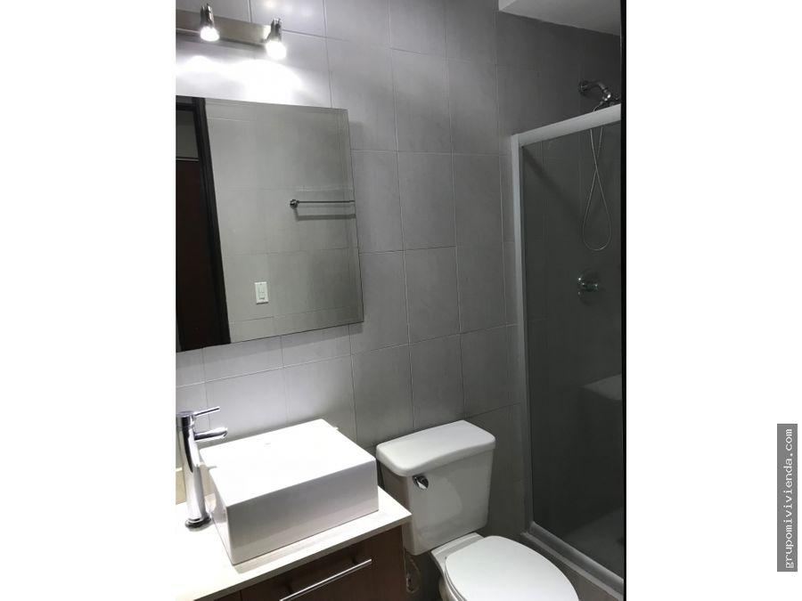 venta de apartamento con linea blanca en san francisco