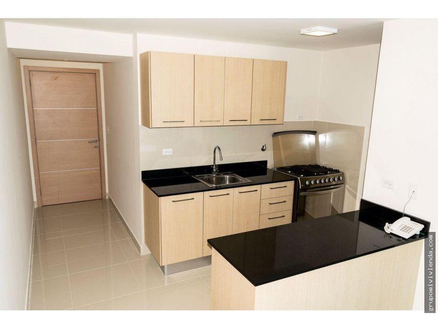 alquiler de apartamento con linea blanca en via espana