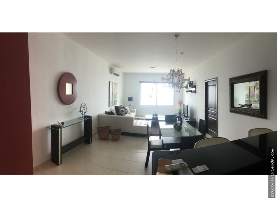 alquiler de apartamento amoblado av balboa