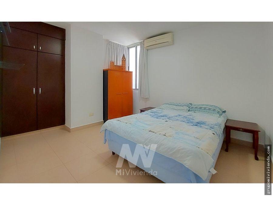 apartamento amoblado en alquiler san francisco