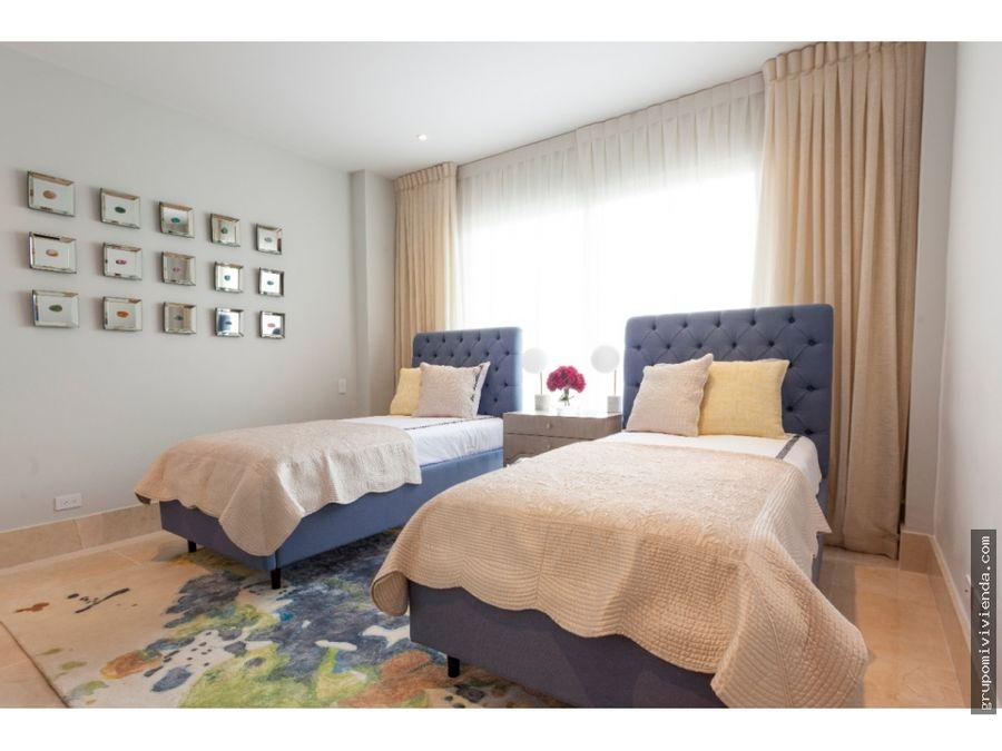 apartamento en venta the reserve santa maria