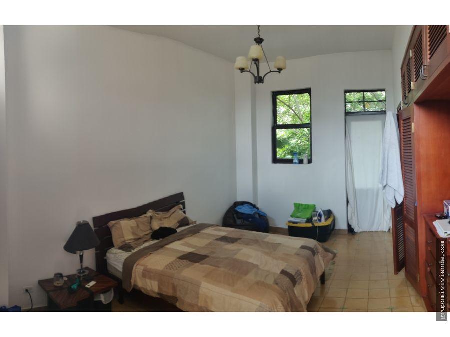 apartamento con linea blanca en casco viejo alquiler