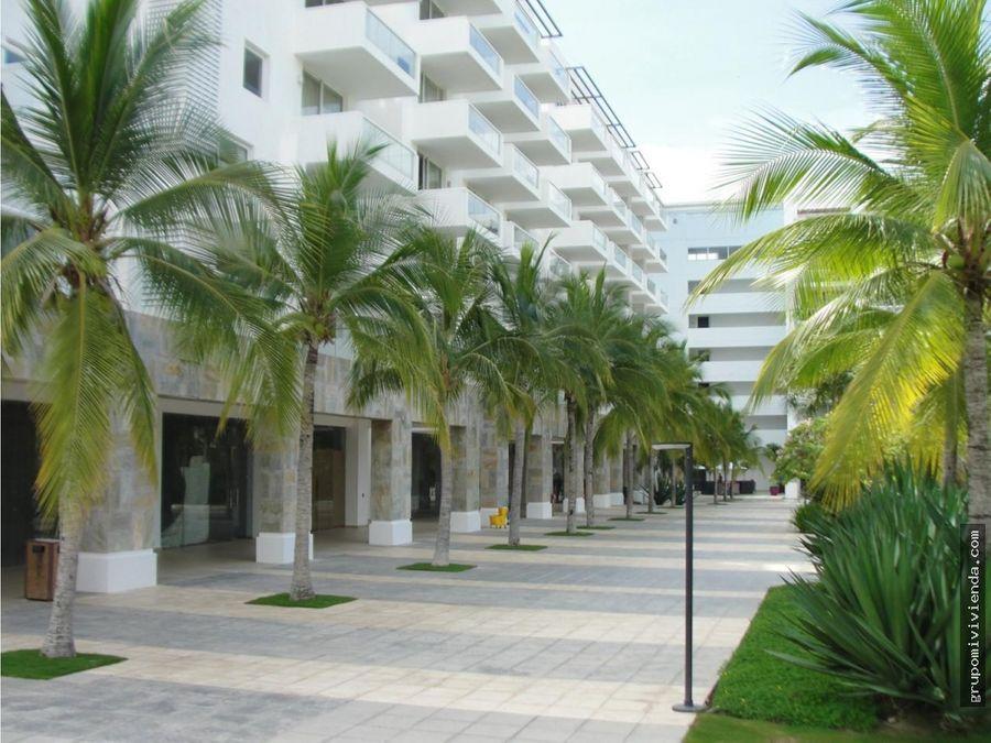 venta apartamento de playa en rio hato playa blanca