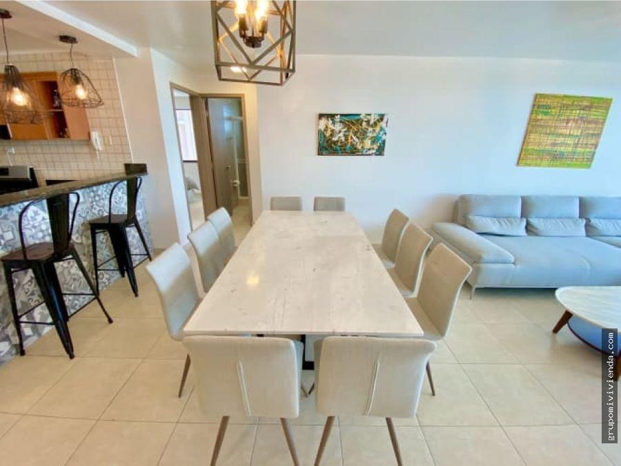 venta de lujoso apartamento en playa coronado