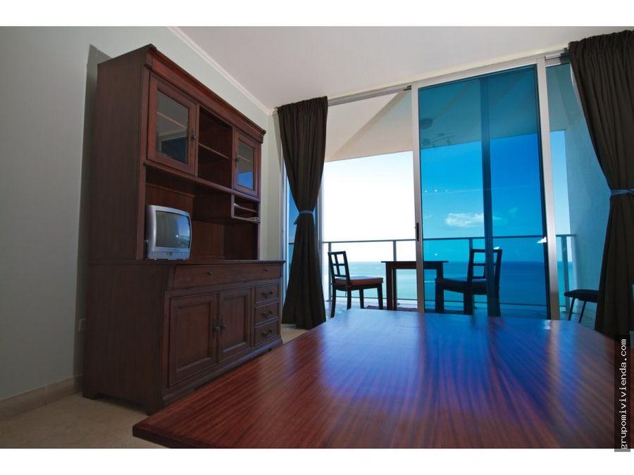 venta bonito apartamento amoblado av balboa