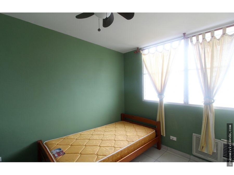 apartamento amoblado en san francisco