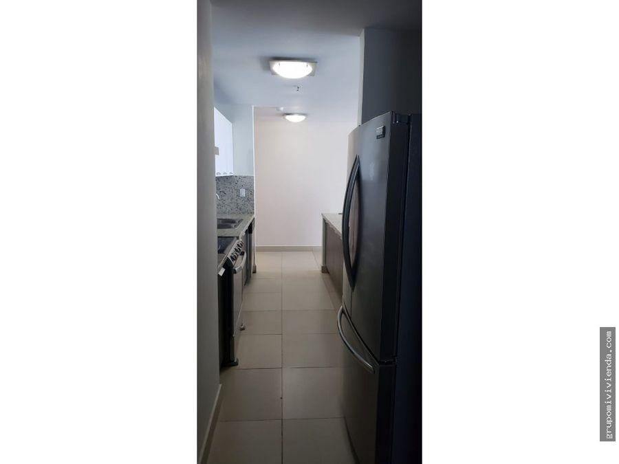 alquiler bonito apartamento amoblado punta pacifica