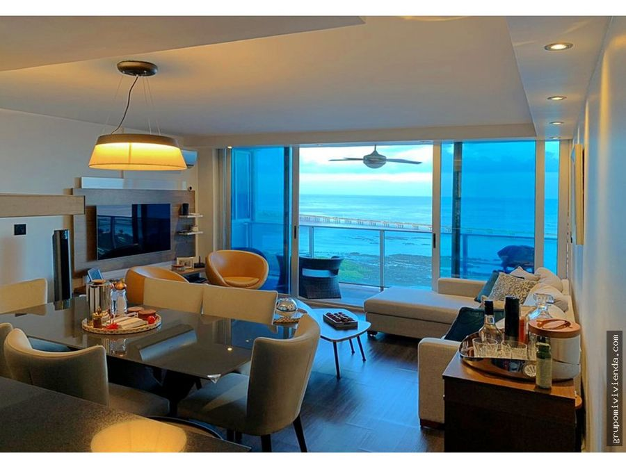 venta apartamento frente al mar coco del mar