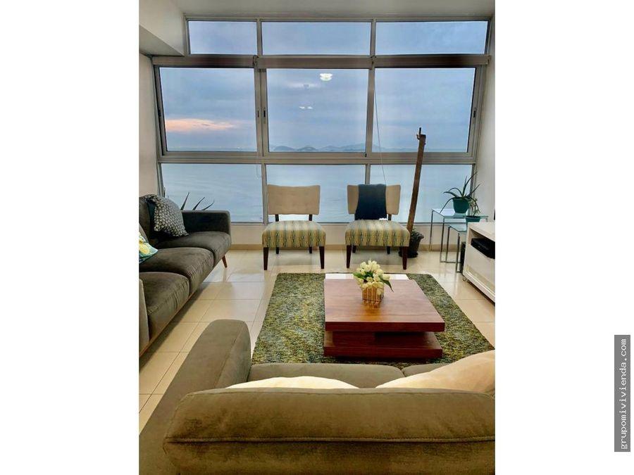 alquiler de apartamento amoblado en av balboa