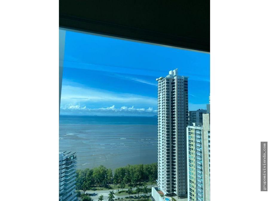 alquiler apartamento linea blanca en costa del este
