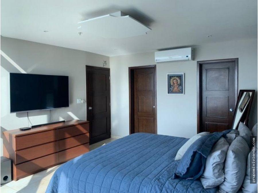 venta de apartamento frente al mar costa del este