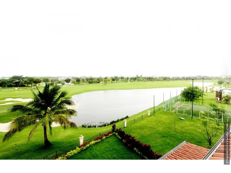 venta casa en santa maria golfcountryclub panama