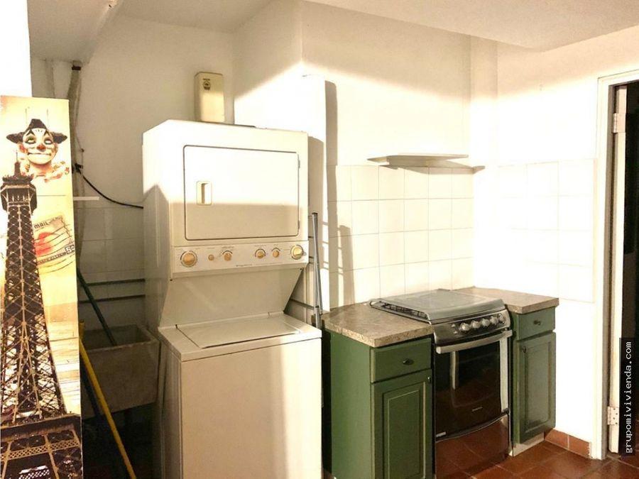 alquiler apartamento amoblado en casco viejo