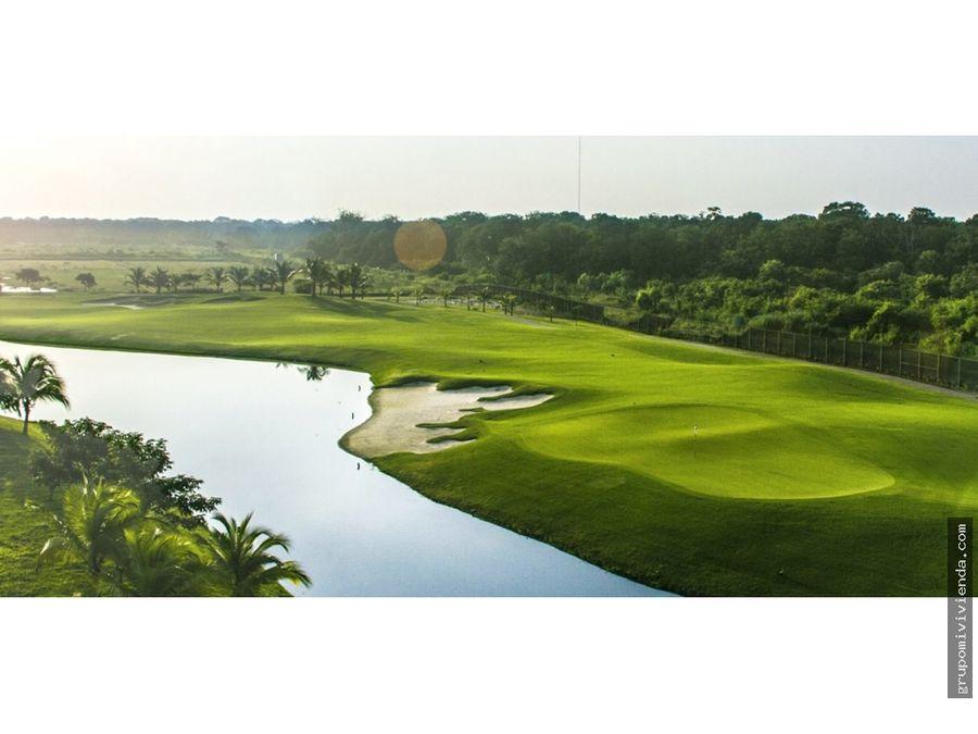 venta de apartamento en signature santa maria golf country club