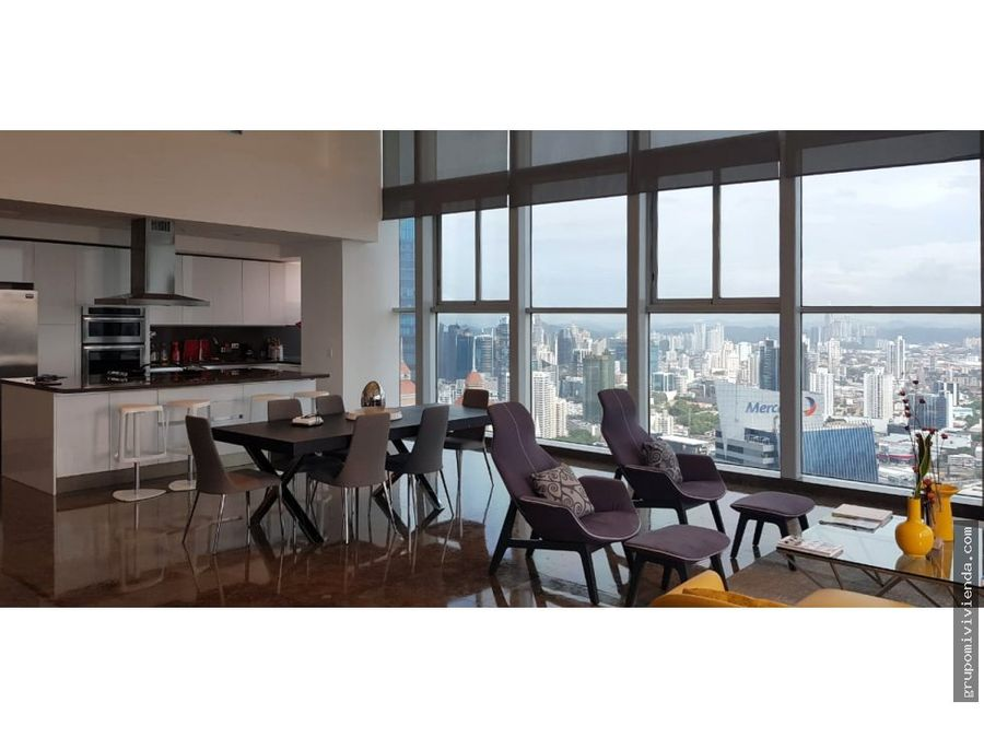 venta penthouse en punta pacifica
