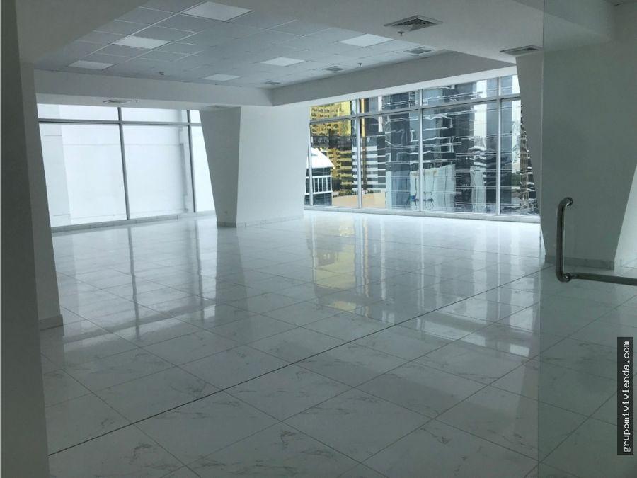 alquiler de oficina obarrio sortis business tower