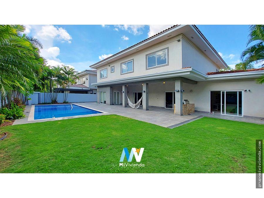 venta de casa en costa del este