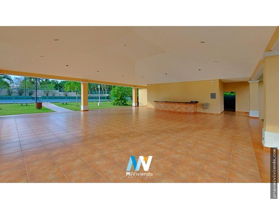 en venta amplia y hermosa casa en zona exclusiva de costa del este